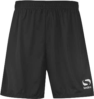 Sondico Mens Core Football Shorts Pants Trousers Bottoms