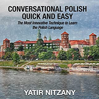 Conversational Polish Quick and Easy audiobook cover art