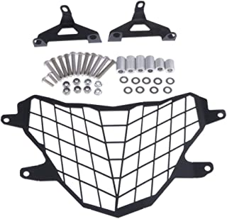 Headlight Guard Grill Grille Protector Black For Bmw G310Gs 2017-18