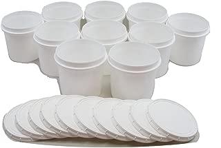 Best plastic paint storage containers Reviews