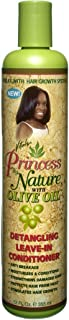 Vitale Olive Oil Princess by Nature Detangling Leave in Conditioner 12 oz