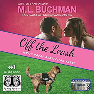 Off the Leash audiobook cover art