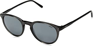 Men's Ph4110 Round Sunglasses