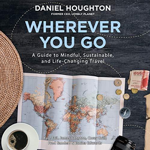 Wherever You Go audiobook cover art