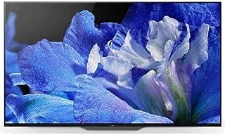 سوني تلفزيون ذكي 55 انش او ال اي دي 4 كيه الترا اتش دي، اسود - KD-55A8F