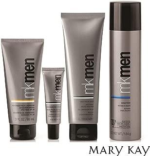 Mary Kay MKmen Skin Care Regimen Holiday Men's Gift Set - All Type Skin