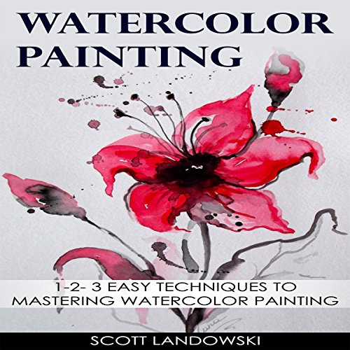 Watercolor Painting audiobook cover art