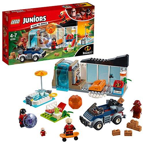 LEGO Juniors - Gran huida de casa (10761)