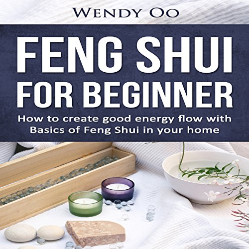 Feng Shui for Beginner audiobook cover art