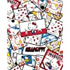 Hello Kitty Notebook 3 - Composition Notebook, Notebook, Hello Kitty Book, Hello Kitty Journal, Hello Kitty Characters, Sanrio, Hello Kitty, Hello Kitty Gift, High School Notebook, College Ruled Notebook, Kawaii Notebook, College Notebook, Exercise Book