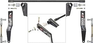 Currie Enterprises CE-9900JKF JK ANTIROCK Front Sway Bar Kit with Steel Frame Brackets