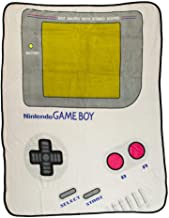 Nintendo Game Boy Throw Blanket