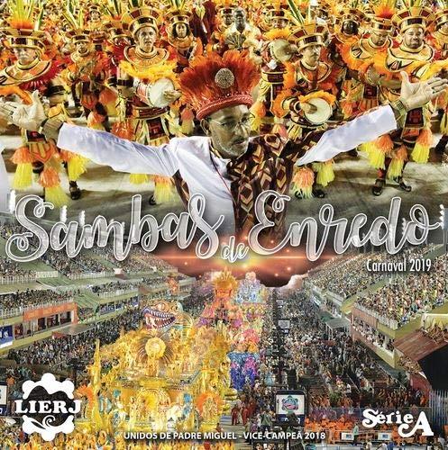 Sambas De Enredo Carnaval 2019 - Serie A [CD]