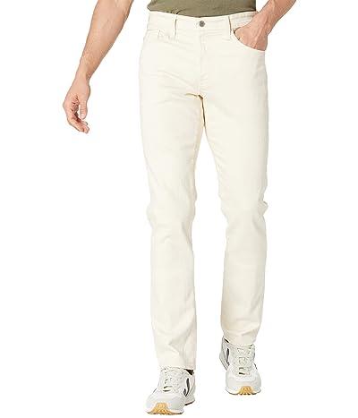 AG Adriano Goldschmied Everett Slim Straight Leg Jeans in Ecru Dunes