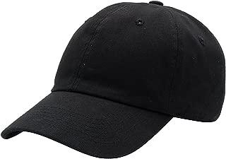Baseball Cap for Men Women - 100% Cotton Classic Dad Hat