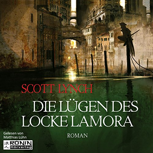 Die Lügen des Locke Lamora audiobook cover art