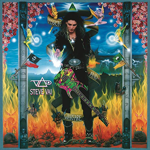 Passion And Warfare / Steve Vai