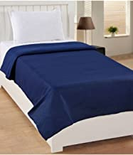 Nakoda Creation Single Bed Super Lite AC Blanket,Blue