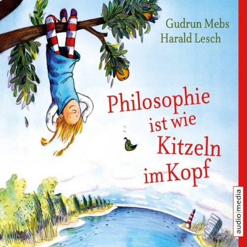 Philosophie ist wie Kitzeln im Kopf audiobook cover art