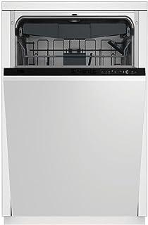 Lave vaisselle encastrable Beko PDIS28120 - Lave vaisselle tout integrable 45 cm - Classe A++ / 47 decibels - 11 couverts...