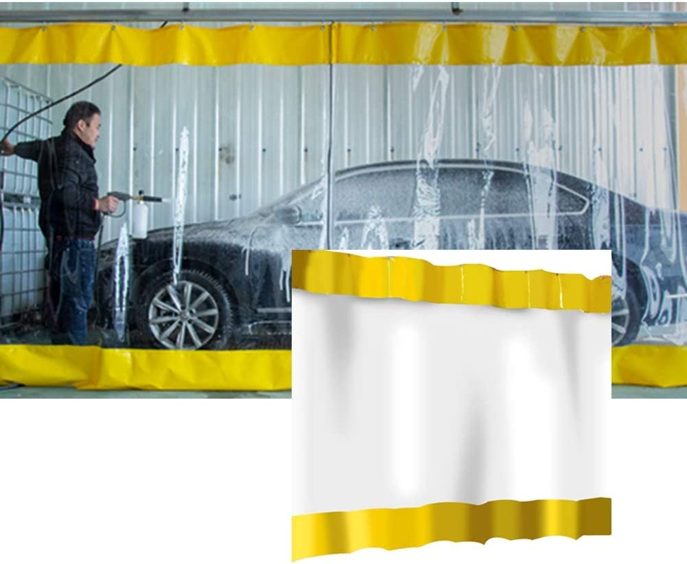 YJFENG Tent Side Panel Curtain Tar Manufacturer direct delivery Waterproof 0.5mm Outdoor Popular brand in the world PVC