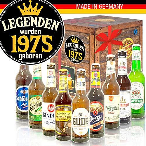 Legenden 1975 / Geschenk für alte Herren/Deutsche Biersorten
