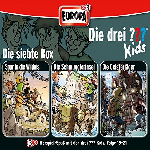 07/3er Box (Folgen 19 - 21)