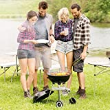 Zoom IMG-1 tectake bbq barbecue smoker a