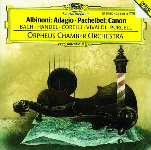 Orpheus Chamber Orchestra & Johann Sebastian Bach