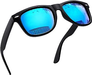 Joopin Polarized Sunglasses Men Women, Classic Square Sun Glasses 100% UV Protection Driving Fishing