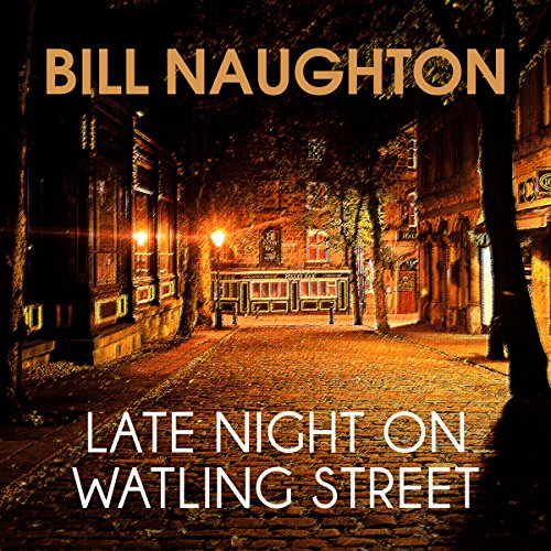 Late Night on Watling Street audiobook cover art