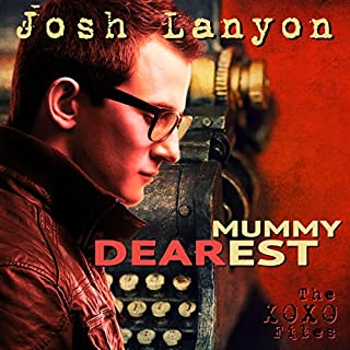 Mummy Dearest audiobook cover art