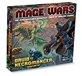 Arcane Wonders Juego de Mesa Mage Wars Druid vs Nigromante