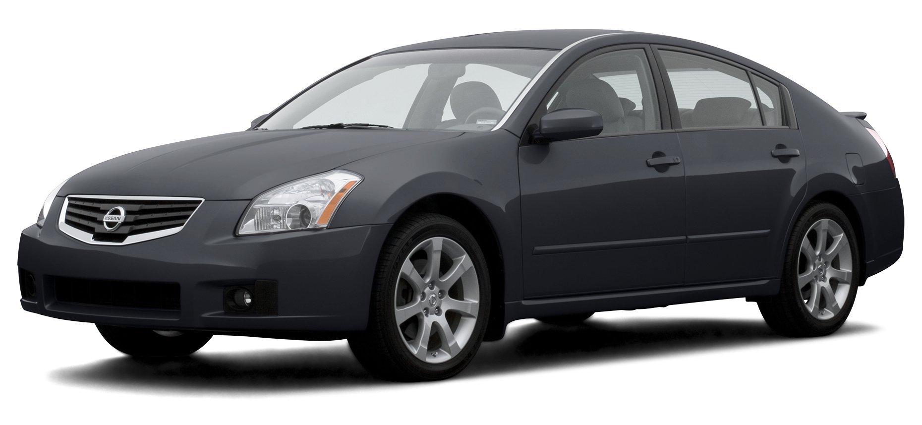 07 Nissan Maxima >> Amazon Com 2007 Nissan Maxima Reviews Images And Specs