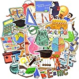 QTL School Stickers for Teacher Stickers for Students Laptop Kids Water Bottles Stickers Science...