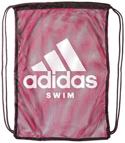 Adidas Swimming Turnbeutel 40 Centimeters Schwarz (Black/Shock Pink/White)