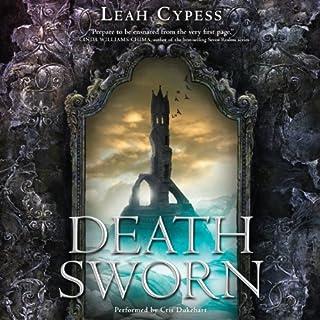 Death Sworn audiobook cover art