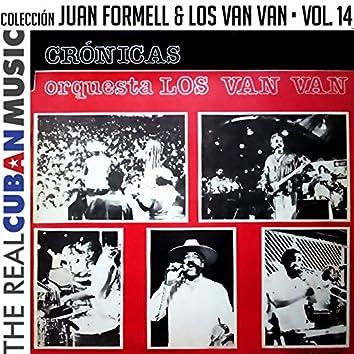 Colección Juan Formell y Los Van Van, Vol. XIV (Remasterizado)