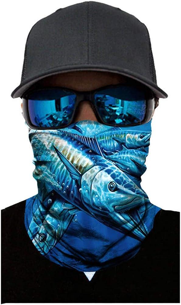Lazzboy Multifunktionstuch Herren /& Damen Atmungsaktiv /& Schnelltrocknend Motorrad Gesicht Mundschutz Lustig Chopper Mund-Tuch Halsschlauch Halstuch mit Motiv