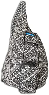 Mini Rope Bag Crossbody Shoulder Cotton Backpack