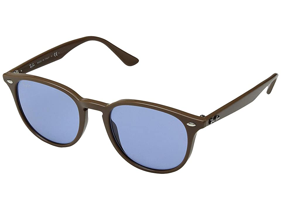 Ray-Ban 0RB4259 51mm (Brown/Blue) Fashion Sunglasses