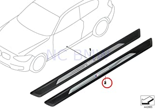 BMW Genuine Bmw M Performance Led Sill Cover Strips