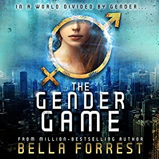 The Gender Game audiobook cover art