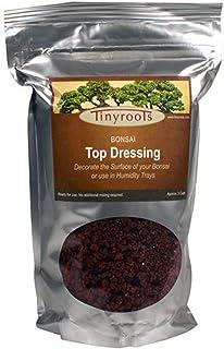 Joebonsai Genuine Black Lava Gravel Bonsai Tinyroots-Brand Top Dressing One Pound Great For Bonsai Landscaping/Design Ph Balanced All-Natural