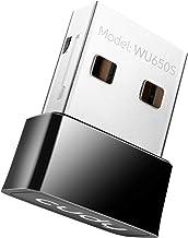 Cudy WU650 AC650 650Mbit/s USB WLAN Stick, WLAN Adapter für PC – Nano-Größe |..