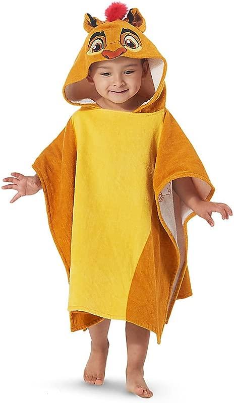 Disney Kion Hooded Towel For Kids