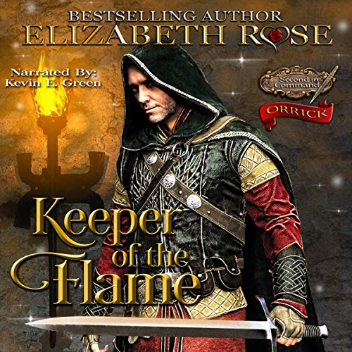 Couverture de Keeper of the Flame: Orrick