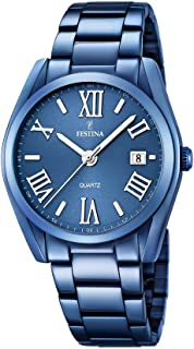 Festina Casual Watch For Women Stainless Steel Band F16864 3, Quartz, Analog