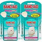 【まとめ買い】BAND-AID(バンドエイド) タコ・ウオノメ保護用 足の裏用 4枚×2個