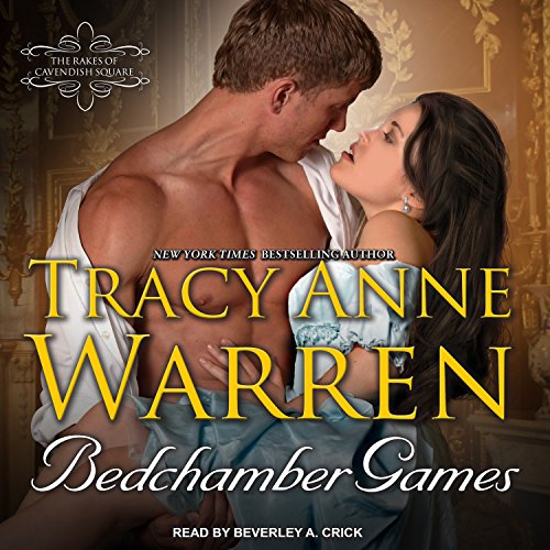 Bedchamber Games audiobook cover art